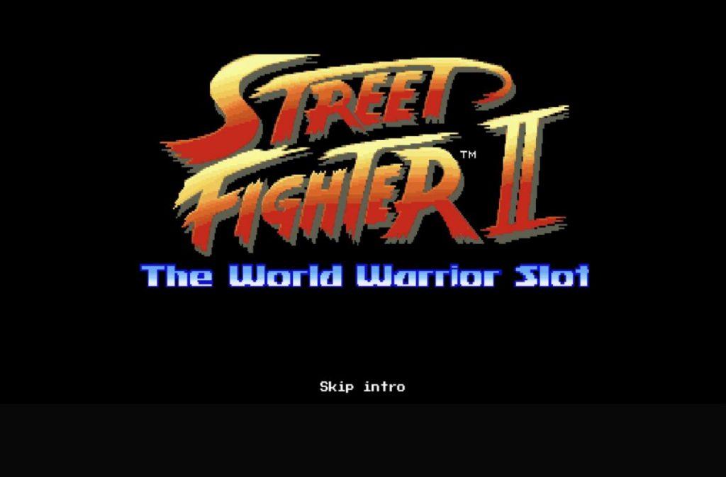Street Fighter 2 The World Warrior-เกม