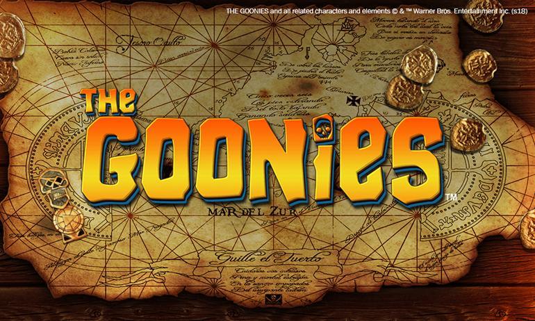 The Goonies-เกม