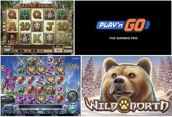 Play'n GO-เกม